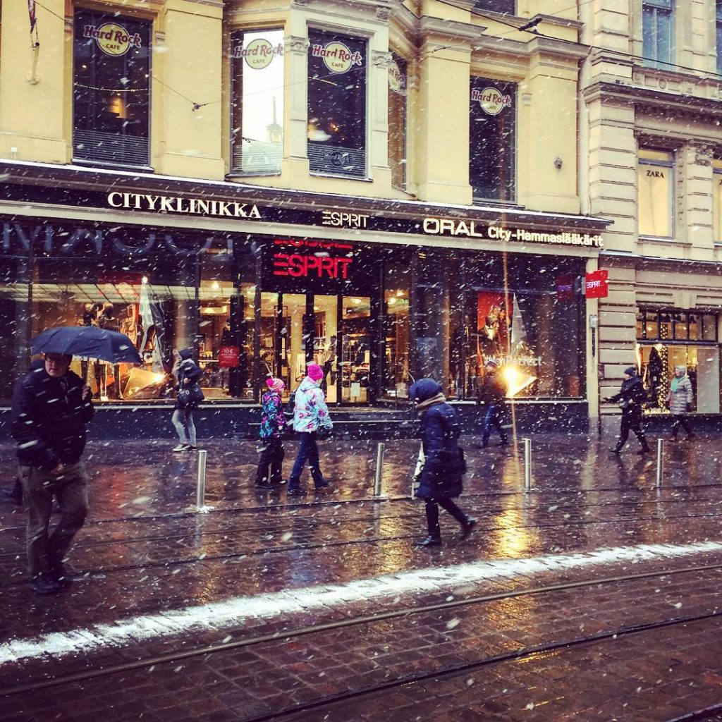 """Your need for acceptance can make you invisible in this world. Don't let anything stand in the way of the light that shines through this form. Risk being seen in all of your glory."" #believe #dream #beyourself #beunique #snow #snowy #sunday #weekend #goodvibes #helsinki #citycenter #inspiringquotes #livetoinspire #photographer #photooftheday #instagood #instadaily #instaquote #entrepreneur #entrepreneurship"